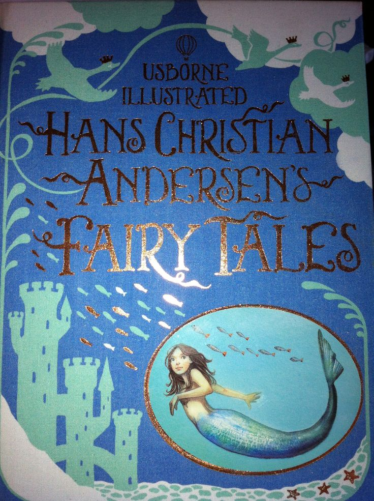 Hans Christian Anderson penned both The Snow Queen and The Little Mermaid, two of Joloola Entertainments favourite fairytales. Whats your favourite fairytale?