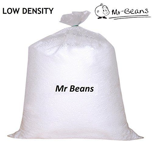 Mr Beans 1 Kg Premium A-Grade Bean Bag Refill / Filler At Rs. 474 From Amazon