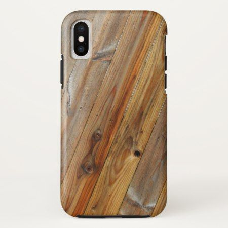 Wood Plank Diagonal iPhone X Case - click/tap to personalize and buy #wood #woodworking #iphonexcase #iphonecases #phonecase #galaxycases #samsunggalaxycase #carpenter #mens #giftsforhim #diagonal_symmetry