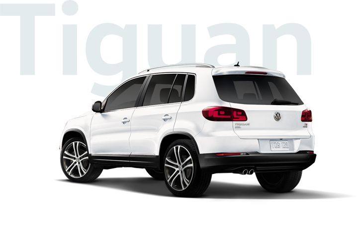 2017 VW Tiguan Mid-Size Sporty SUV | Volkswagen