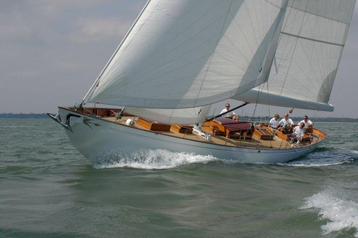 Niebla – Fairlie Pleasure boat for sale. Fantastic sailing yatch for leisure uk …