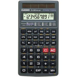 Shop Casio Scientific Calculator FX260SLR-SCHL-IH online at lowest price in india and purchase various collections of Scientific in Casio brand at grabmore.in the best online shopping store in india