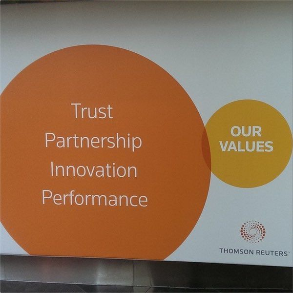 Either Thomson Reuters is being painfully honest or someone doesn't really get how a Venn diagram works.