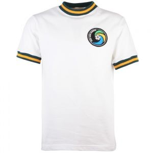 New York Cosmos 1977 Practise Retro Football Shirt
