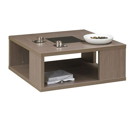Tables basses table basse hanna salon - Table basse rectangle ...