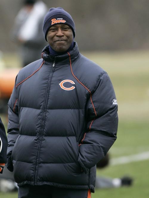 Lovie Smith - Chicago Bears - Head Coach