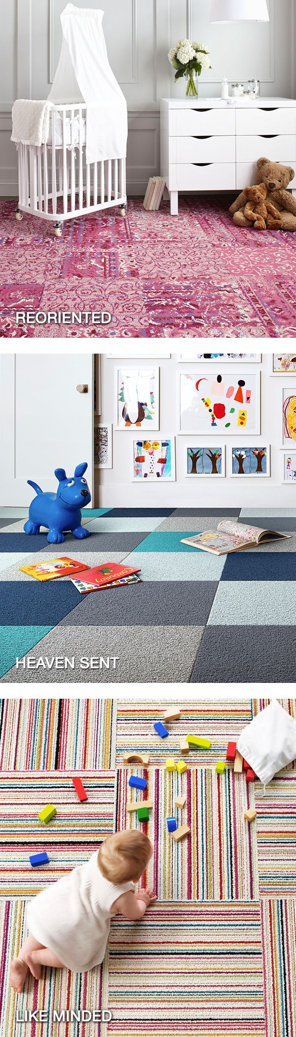 Best 25 floor carpet tiles ideas on pinterest carpet tiles design a creative area rug for playtime and playdatesflor carpet tiles make it easy baanklon Images