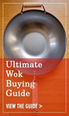 We review the 5 BEST woks on the market in 2017 and take the guesswork out of which one is right for you. We cover carbon steel woks, cast iron woks, stainless steel woks, and cover every feature you need to know when buying your next wok!