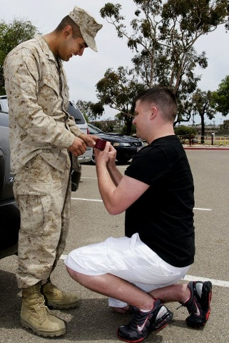 Military classifieds gay porn