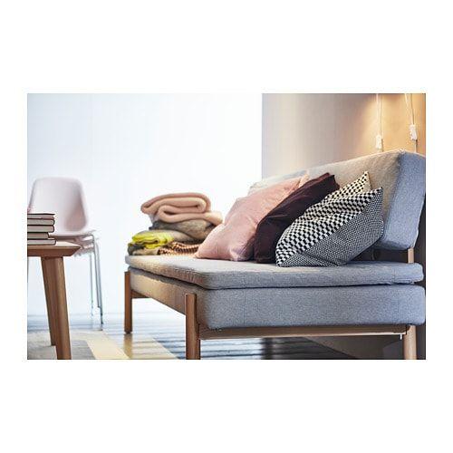 Marvelous Ypperlig 3 Seat Sleeper Sofa Orrsta Light Gray In 2019 Andrewgaddart Wooden Chair Designs For Living Room Andrewgaddartcom
