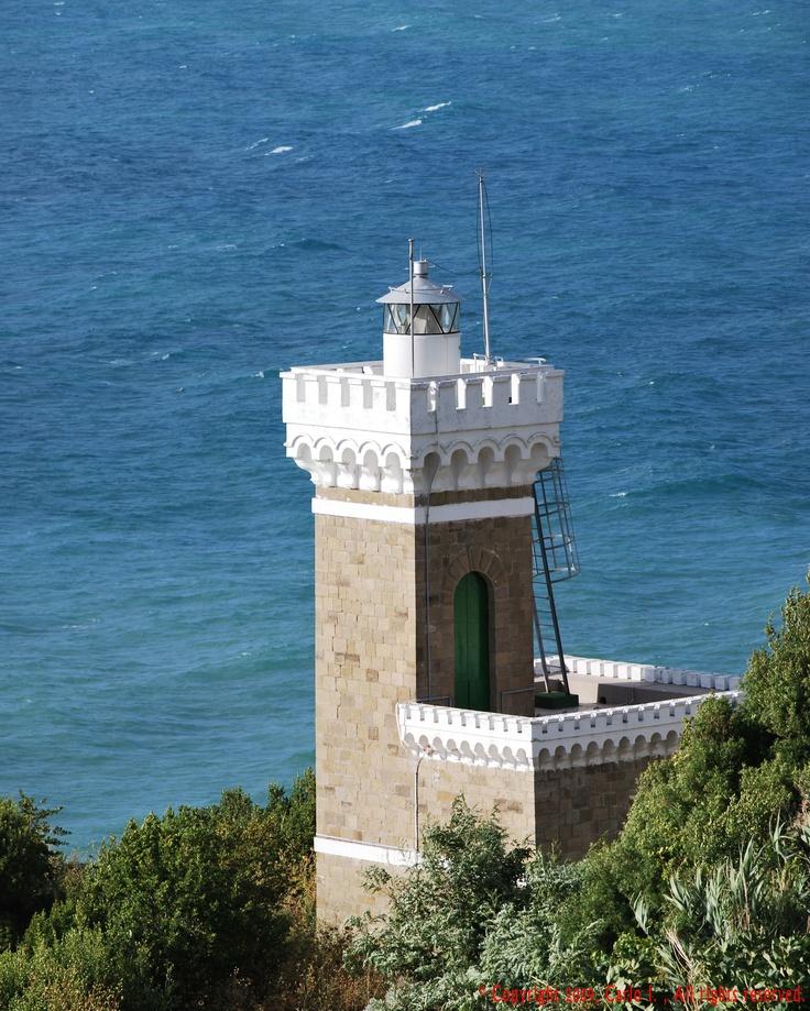 Agropoli lighthouse [1923 - Agropoli, Cilento, Italy]