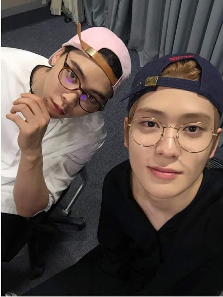 Johnny & Jaehyun. I just love JohnJae so much oml