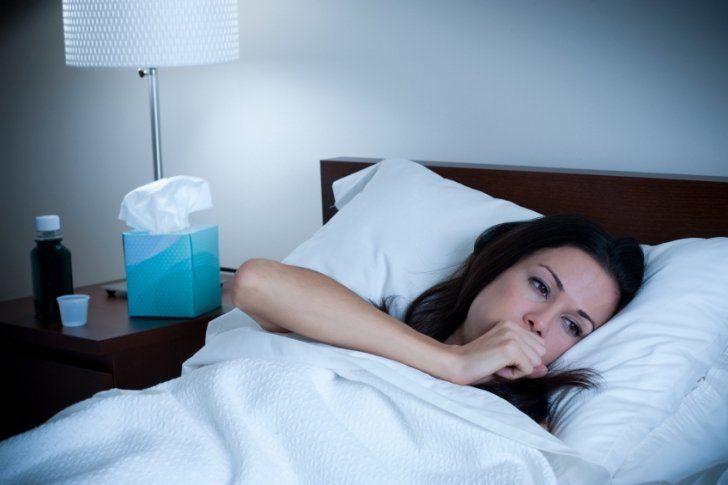 #Tips 10 formas de frenar la tos por la noche