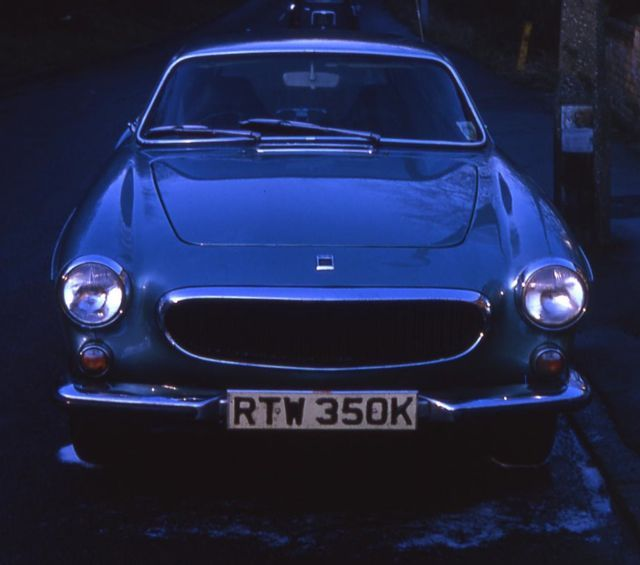 Volvo 1800 ES, in 1975
