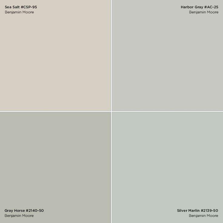 gray green paintThe 25 best Benjamin moore sea salt ideas on Pinterest  Sea salt