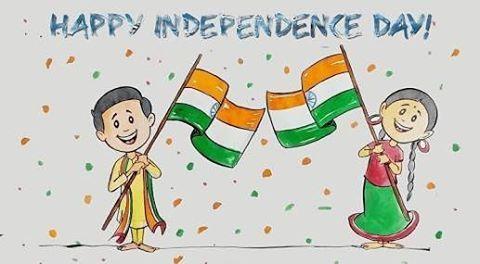 Happy Independence Day!! #dastaan #happyindependenceday #salute #nation #indian