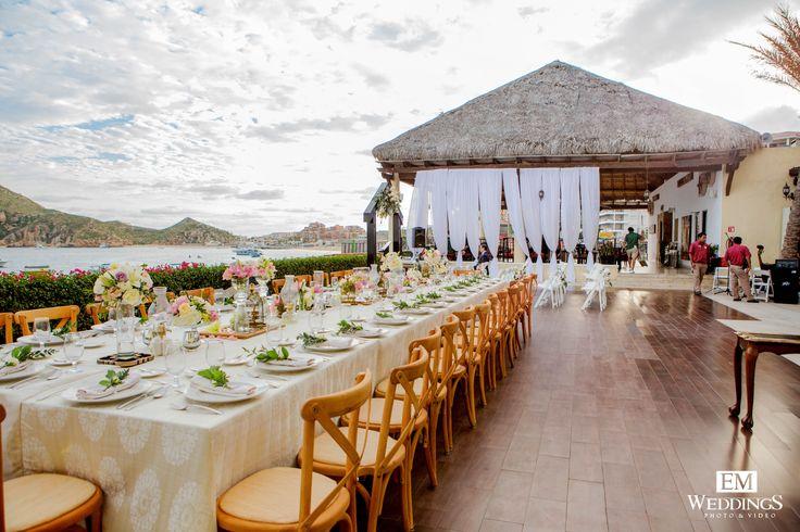 Weddings at Hotel Casa Dorada, Los Cabos. #emweddingsphotography #destinationweddings