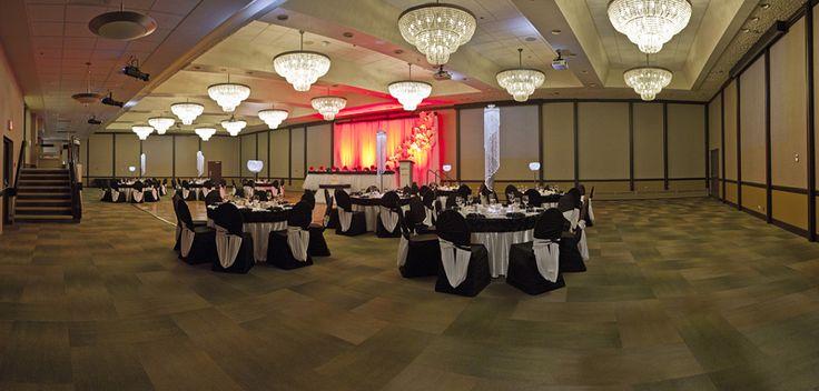 Wedding reception  venue Winnipeg