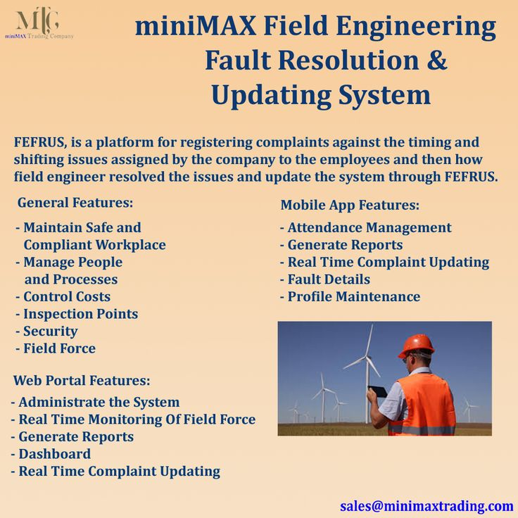 miniMAX Field Engineering Fault Resolution and Updating System(FEFRUS) as a platform for registering complaints against the timing and hifting issues assigned by the company. For further query email us at sales@minimaxtrading.com #FEFRUS #Engineering #FieldEnigineering #DashBoard #MySQL #JOOMLA #MAGENTO #CMS #Drupal #Java #JavaScript #DotNet #JSQuery #LINUX #AngularJS #IONIC #CORDOVA #AdminPanel #Programming #FieldForce #NODEJS #ITSolution #codeignitor #Portal #Angular2 #Laravel #Software