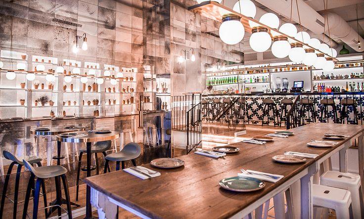 Restaurante TEPIC | Restaurante Mexicano en Madrid
