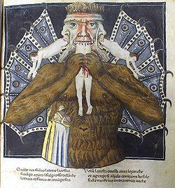 Infierno: Canto Trigésimo cuarto - Wikipedia, la enciclopedia libre