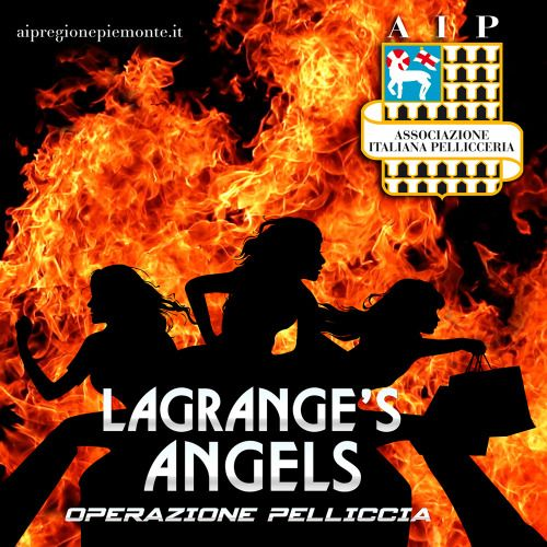Discover our fab fur coat for @aip-piemonte in Lagrange's Angels! 7/12/15 via lagrange, Torino.