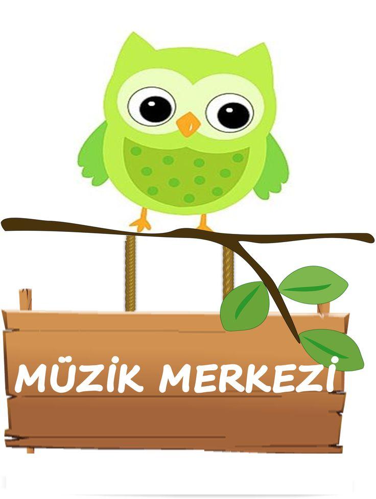 Okulöncesi Müzik Merkezi Ana sınıfı Baykuş