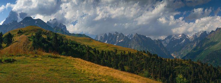 Svaneti by Soso Meladze on 500px