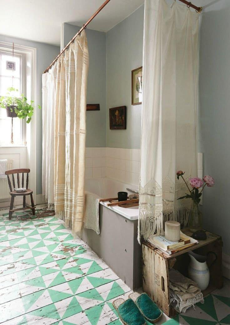 boho bathroom. The Bohemian Bathroom  10 Ways to Get the Look 25 best bathroom ideas on Pinterest Boho