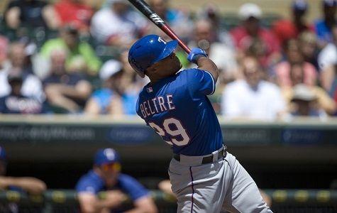 Adrián Beltre batea dos jonrones para conducir a los Rangers de Texas a una victoria sobre los Atleticos de Oakland, y de esa manera acercarse a Houston