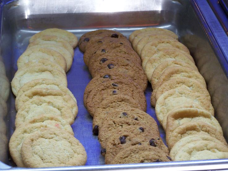 Top off your all-you-can eat buffet at John's Incredible Pizza with some fresh and warm cookies out of the oven...they are soft buttery tastes of delight!