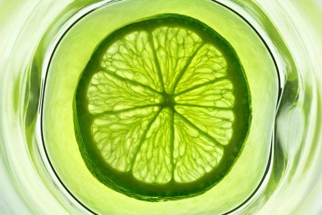 Receta de vinagreta de cilantro y lima