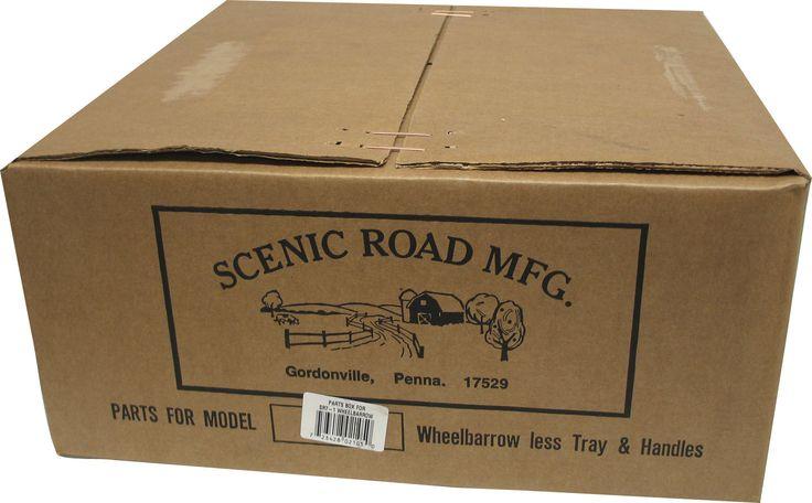 PARTS BOX FOR M6-1R WHEELBARROW