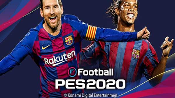 PES 2020 digital pre-order and pre-download is available now