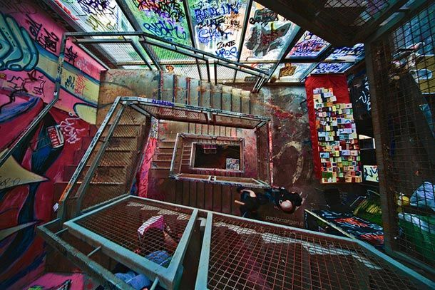 Berlin's Tacheles squat has been closed
