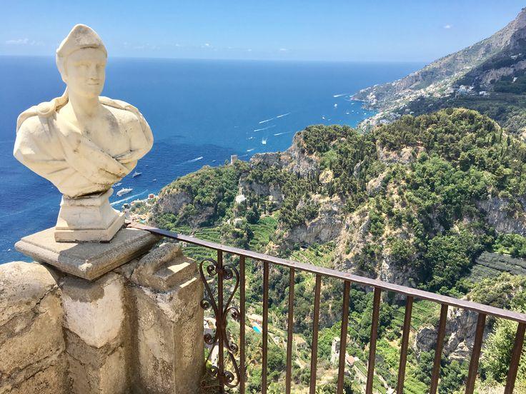 I Giardini di Villa Cimbrione, Ravello, Amalfi Coast
