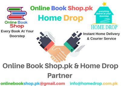 Onlinebookshop.pk and HOME DROP Sing Memorandum of Understanding (MOU) - Online Book Shop.Pk