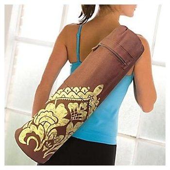 My new Yoga mat bag! I love Giam products!