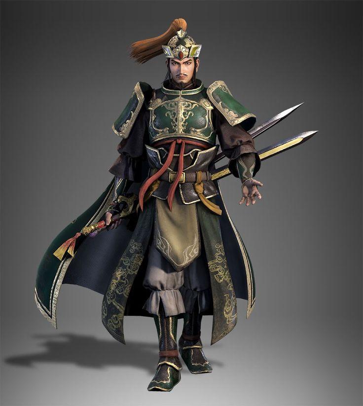 Liu Bei, Shu kingdom Dynasty Warriors 9