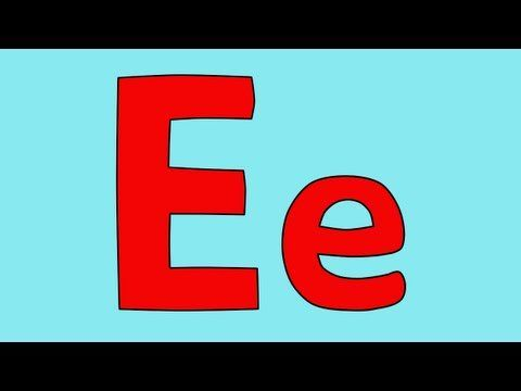 It's a phonics song to teach children the short vowel sound /e/ of the letter E.  This song was written and performed by A.J. Jenkins. Video by KidsTV123.  Copyright 2011: All rights reserved  For MP3s, worksheets and much more:  http://www.KidsTV123.com    kids songs song for children