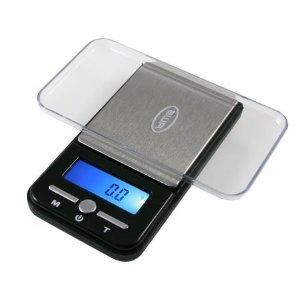 American Weigh Scale Ac-650 Digital Pocket Gram Scale, Black, 650 G X 0.1 G