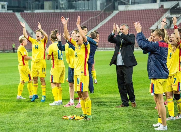 Tricolorele întâlnesc selecționata Greciei. O victorie le-ar califica pe românce la Euro 2017
