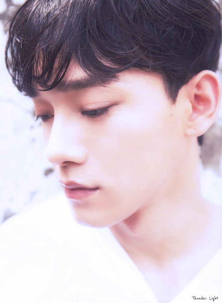 SCAN #Chen #EXO ViVi Magazine