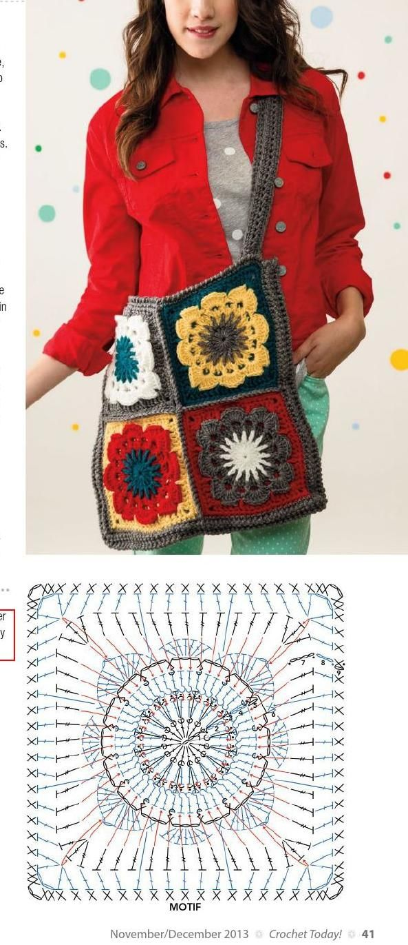 #ClippedOnIssuu from 45 crochet today! nov dec 2013