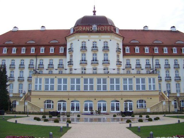 Grand Hotel | #sopot #sightseeing #pinspiration