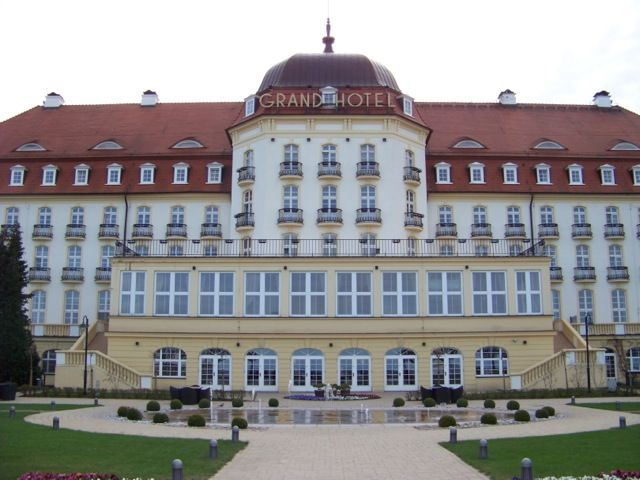 Grand Hotel | #sopot #sightseeing #pinspiration