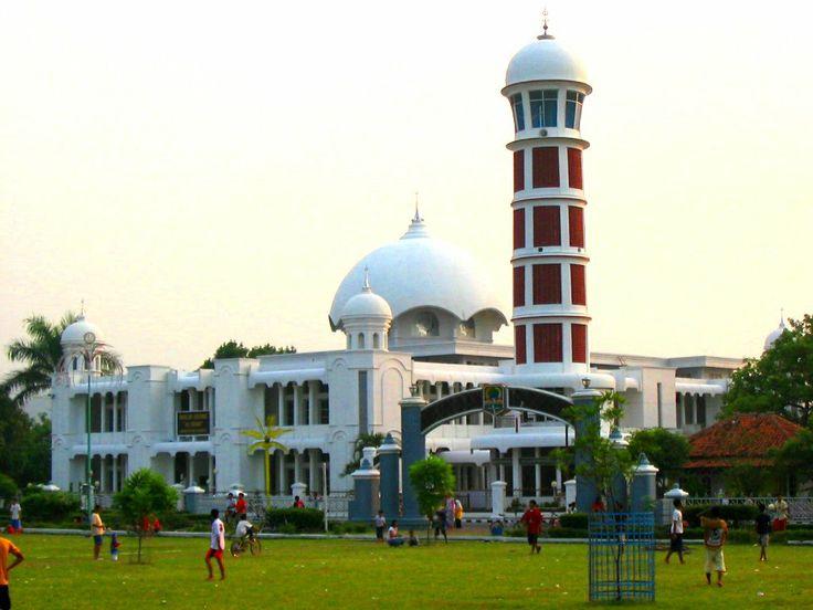 Masjid Agung Majalengka, Indonesia