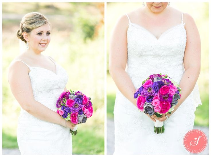 Beautiful bride | Legends on the Niagara Summer Wedding Photos: Lindsay +  Dave | © 2015 Samantha Ong Photography samanthaongphoto.com | #samanthaongphoto #niagaraweddings #niagara #weddings #weddingphotography #legendsontheniagara #niagaraparkweddings