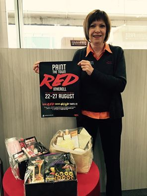 "From the 22nd to 26th of August, the staff at Inverell Pharmacy will be wearing red T-shirts to show our support and raise awareness for cystic fibrosis as part of the ""Paint the town red"" campaign. We have also organised a hamper to be raffled off (just $1 a ticket) with all proceeds to be donated towards the cystic fibrosis awareness campaign.  Cystic fibrosis is the most common genetically inherited condition that has the ability to reduce the lifespan of young Australians. 1 in every…"