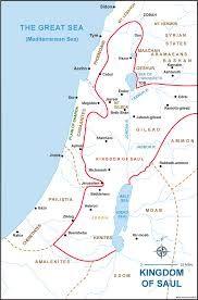 1 Samuel 30 - The Negev, Ziklag, and the Amalekites